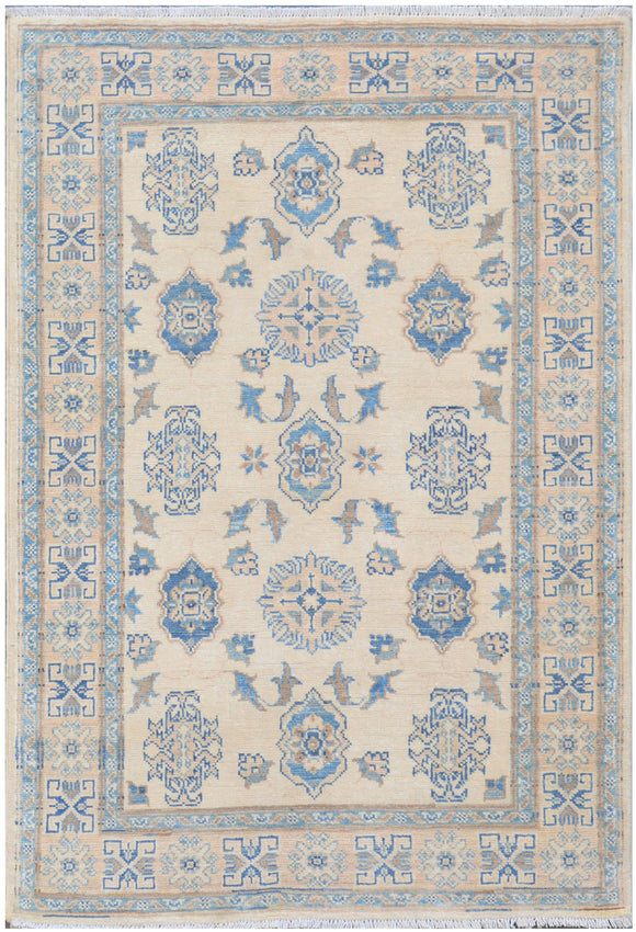 Handmade Sultan Collection Hallway Rug | 147 x 101 cm - Najaf Rugs & Textile
