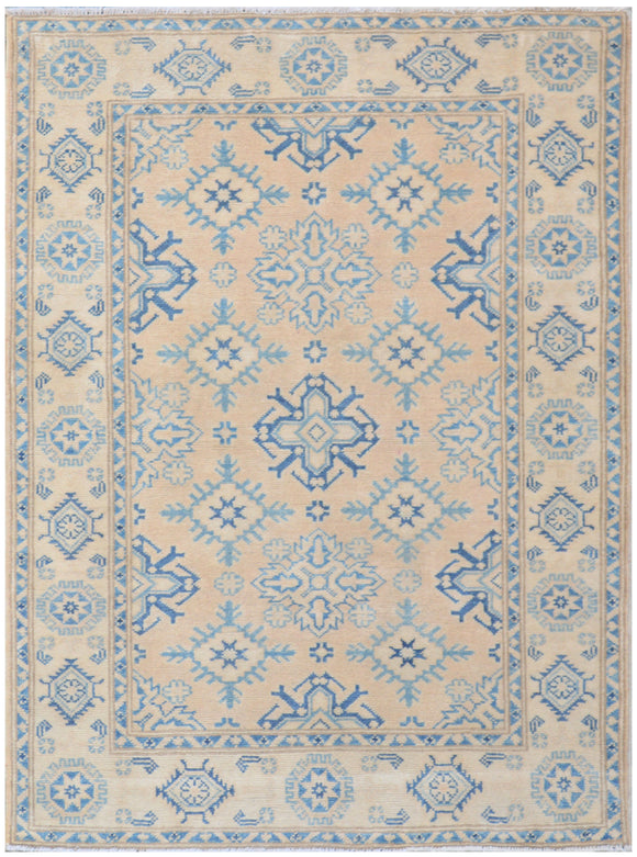Handmade Sultan Collection Hallway Rug | 140 x 103 cm - Najaf Rugs & Textile