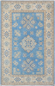 Handmade Sultan Collection Hallway Rug | 150 x 99 cm - Najaf Rugs & Textile