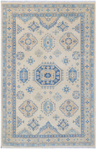 Handmade Sultan Collection Hallway Rug | 198 x 97 cm - Najaf Rugs & Textile