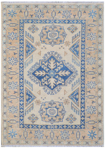 Handmade Sultan Collection Hallway Rug | 115 x 84 cm - Najaf Rugs & Textile