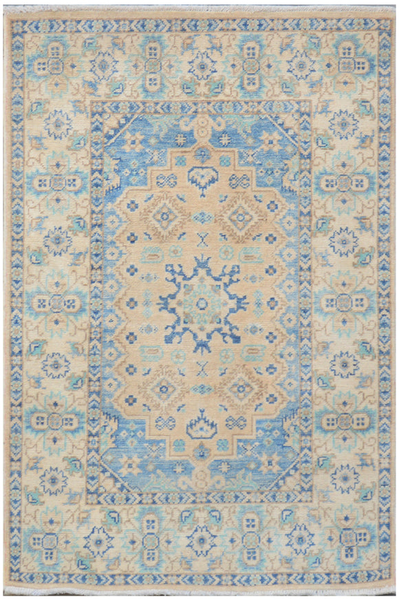 Handmade Sultan Collection Hallway Rug | 120 x 81 cm - Najaf Rugs & Textile