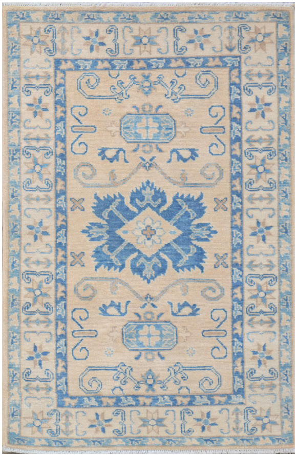 Handmade Sultan Collection Hallway Rug | 124 x 76 cm - Najaf Rugs & Textile