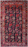 Handmade Tribal Abrash Collection Rug | 259 x 139 cm