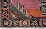 "Handmade Tribal Abrash Collection Rug | 195 x 119 cm | 6'3"" x 3'9"""