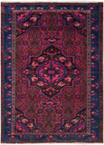 Handmade Tribal Abrash Collection Rug | 211 x 136 cm