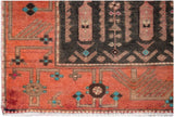 "Handmade Tribal Abrash Collection Hallway Runner | 312 x 106 cm | 10'3"" x 3'8"""