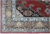 "Handmade Tribal Abrash Collection Rug | 309 x 209 cm | 10'1"" x 6'10"""