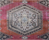 Handmade Tribal Abrash Collection Rug | 309 x 209 cm
