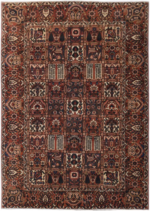 Handmade Tribal Abrash Collection Rug | 300 x 208 cm