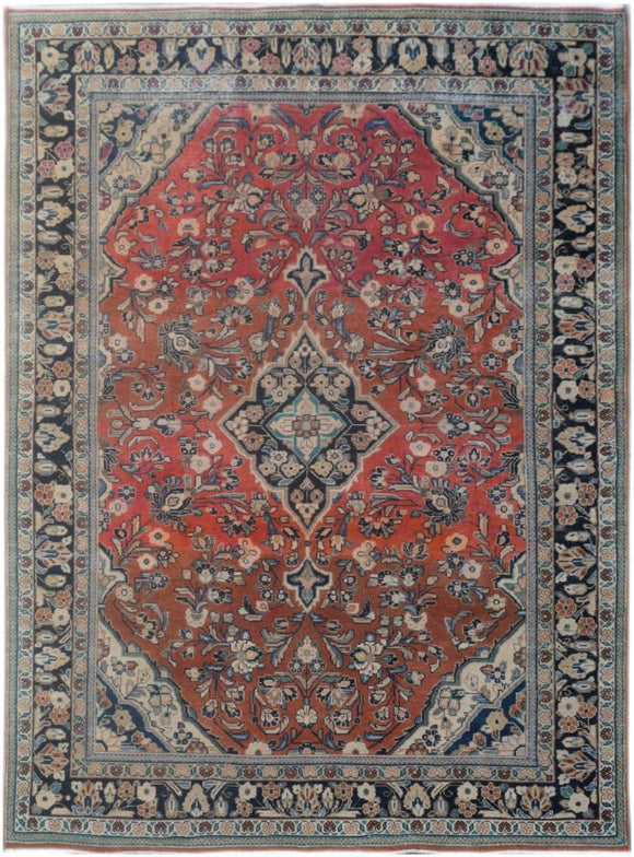 Handmade Tribal Abrash Collection Rug | 307 x 210 cm | 9'10