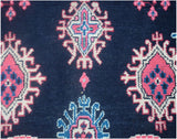 Handmade Tribal Abrash Collection Rug | 318 x 209 cm