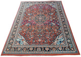 Handmade Tribal Abrash Collection Rug | 311 x 210 cm