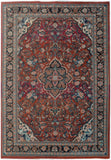 "Handmade Tribal Abrash Collection Rug | 311 x 210 cm | 10'2"" x 6'11"""