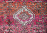 Handmade Tribal Abrash Collection Rug | 296 x 217 cm