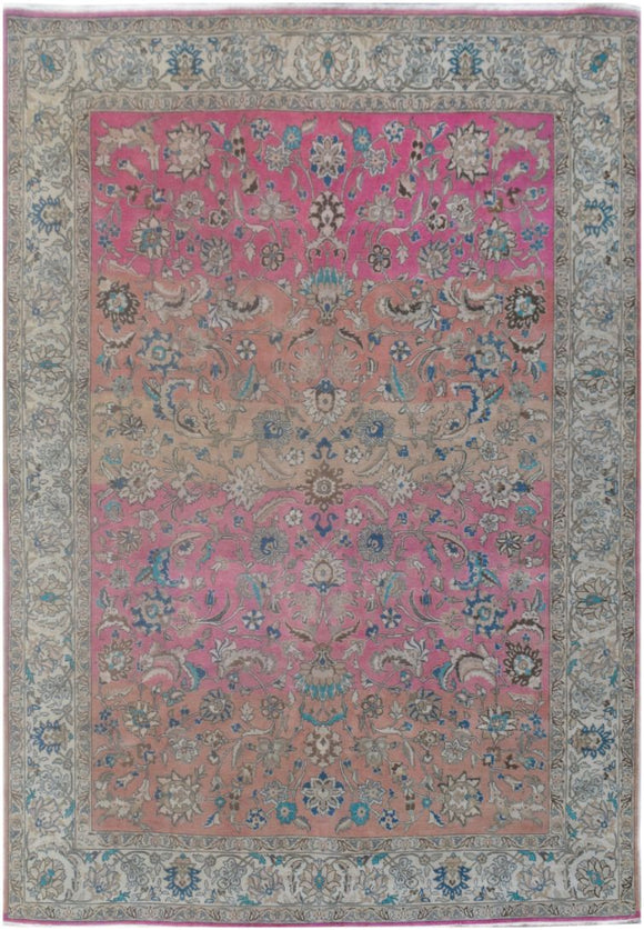 Handmade Tribal Abrash Collection Rug | 333 x 248 cm