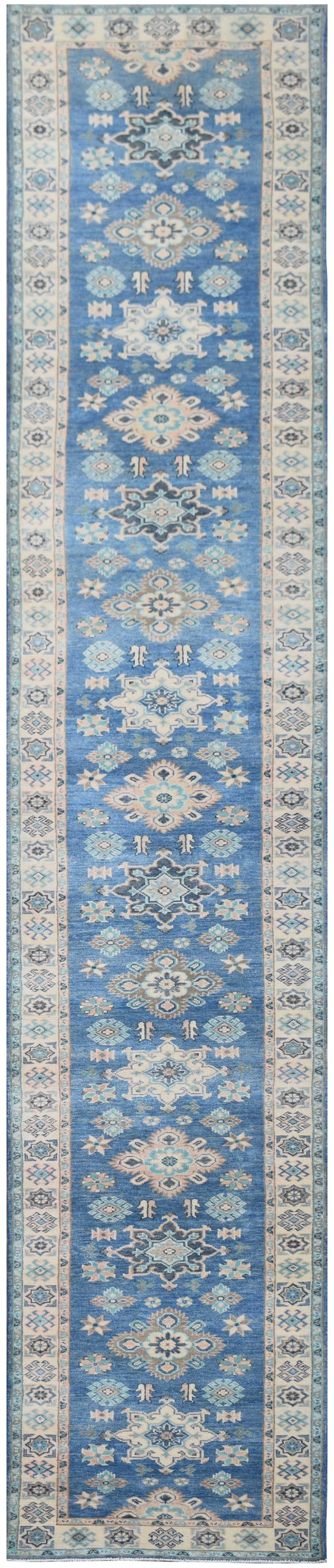 Handmade Sultan Collection Hallway Runner | 591 x 78 cm - Najaf Rugs & Textile