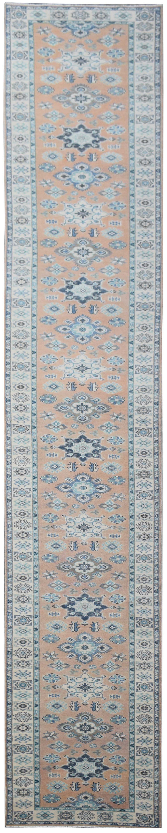 Handmade Sultan Collection Hallway Runner | 728 x 80 cm - Najaf Rugs & Textile