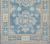 Handmade Sultan Collection Hallway Runner | 385 x 83 cm - Najaf Rugs & Textile