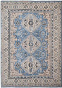 Handmade Sultan Collection Rug | 359 x 272 cm | 10'10 x 8'11""