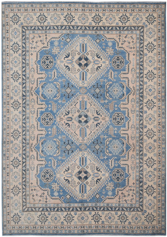 Handmade Sultan Collection Rug | 359 x 272 cm | 10'10 x 8'11