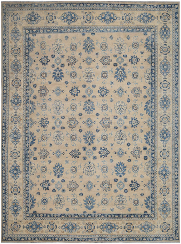 Handmade Sultan Collection Rug | 347 x 268 cm