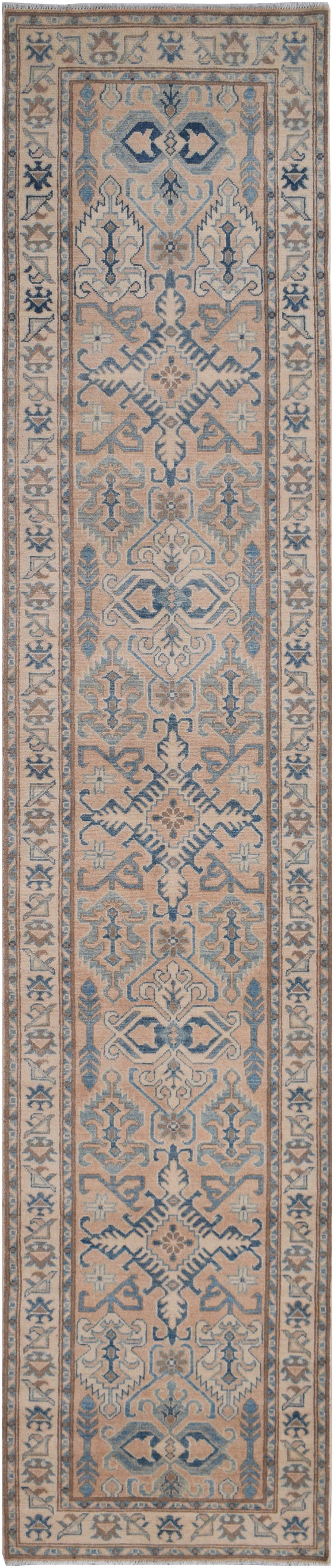 Handmade Sultan Collection Hallway Runner | 408 x 83 cm