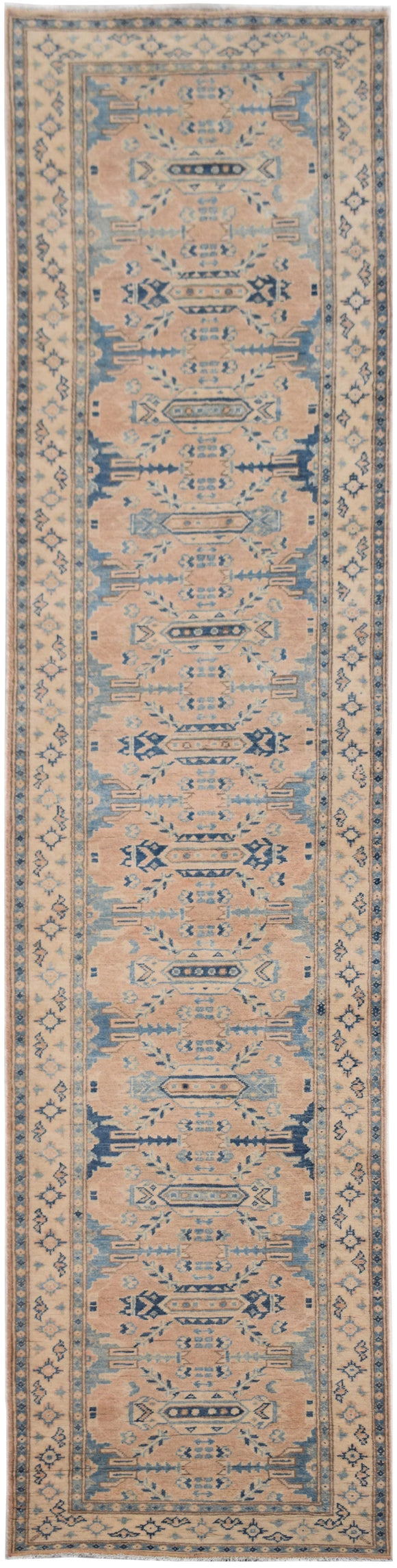 Handmade Sultan Collection Hallway Runner | 386 x 79 cm