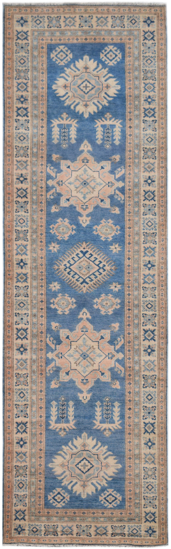 Handmade Sultan Collection Hallway Runner | 289 x 76 cm | 9'6