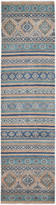 Handmade Sultan Collection Hallway Runner | 292 x 75 cm