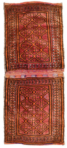 Handmade Tribal Saddle Bag | 110 x 66 cm - Najaf Rugs & Textile