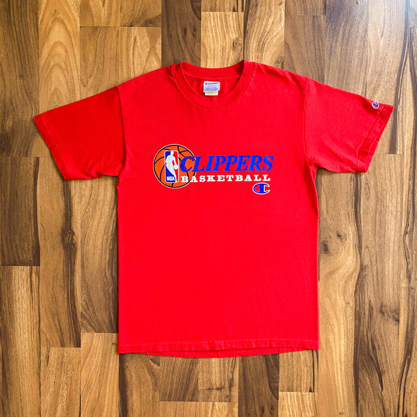 VINTAGE LOS ANGELES CLIPPERS BASKETBALL NBA CHAMPION T-SHIRT