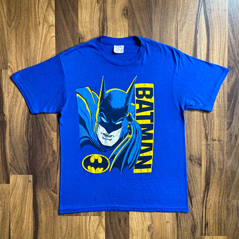 VINTAGE BATMAN LARGE CHARACTER GRAPHIC PRINTED T-SHIRT