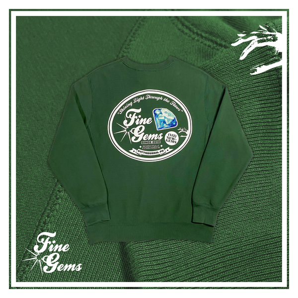 The Fine Gems Crewneck