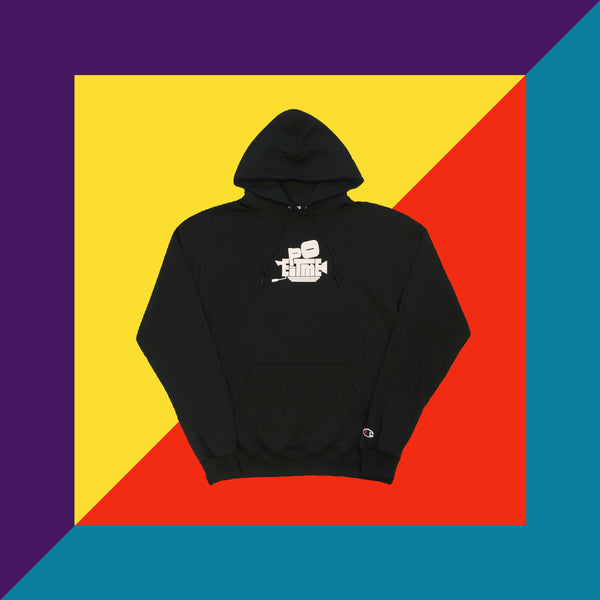 """THE MEDIUM'S MESSAGE"" HOODIE"
