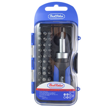 Load image into Gallery viewer, Screwdriver and Bit Tool SET (38-Piece)