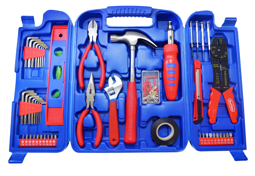 HOMEOWNERS TOOL SET (100-Piece)