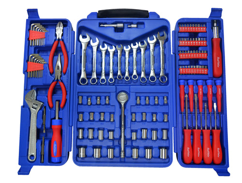 MECHANICS TOOL SET (123-Piece)