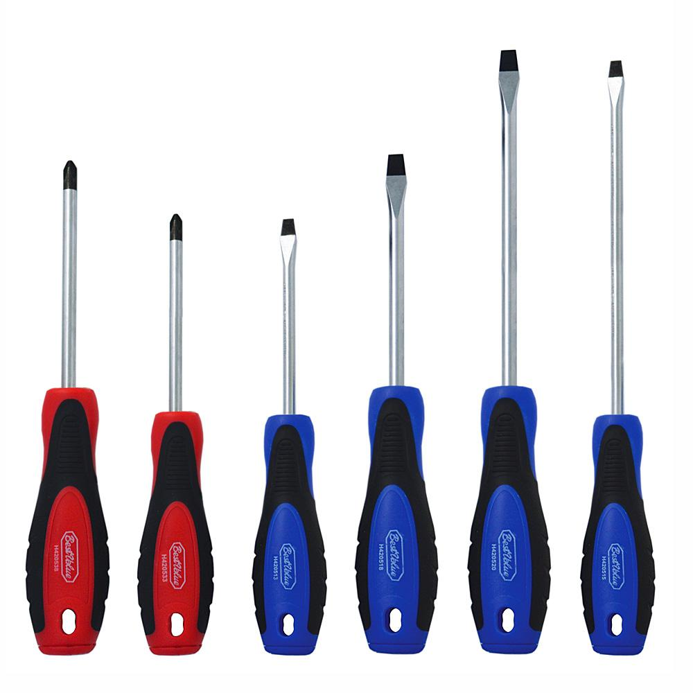 SCREWDRIVER SET (6-Piece)