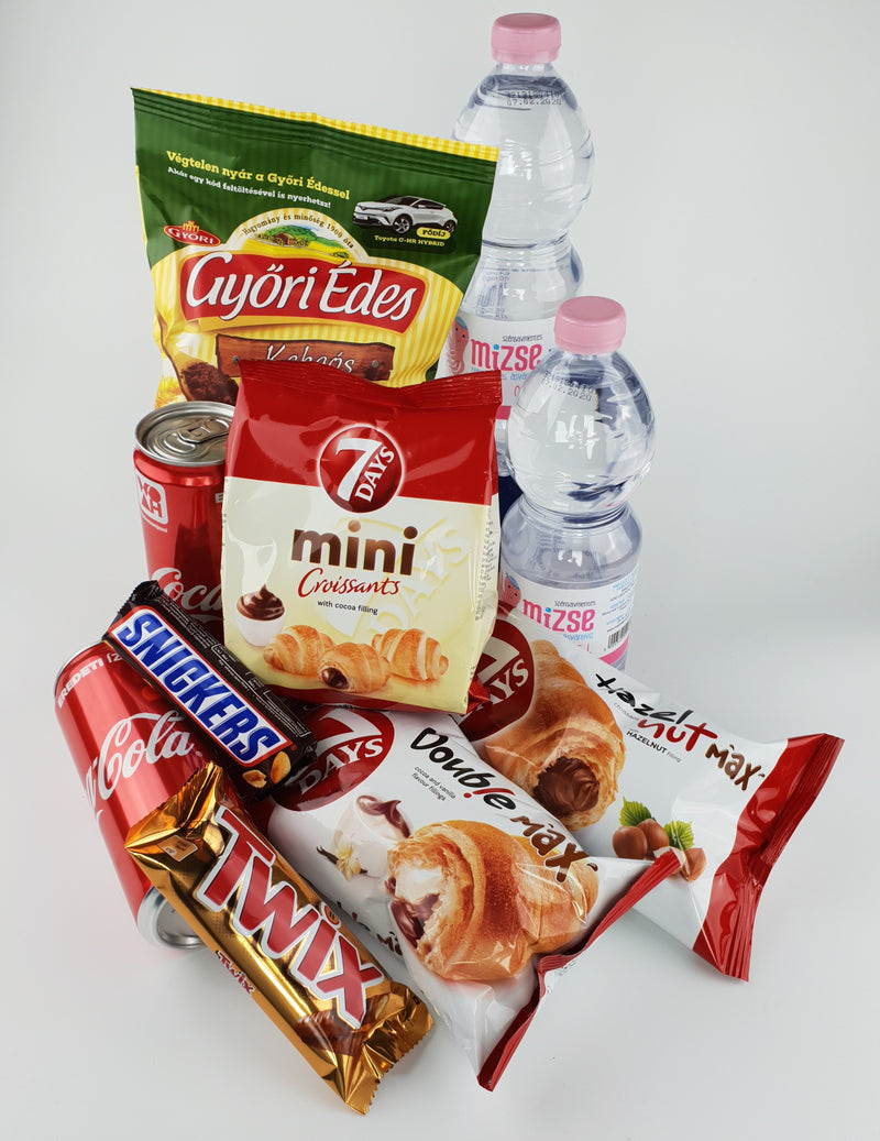 Eco-Smart Snack Package