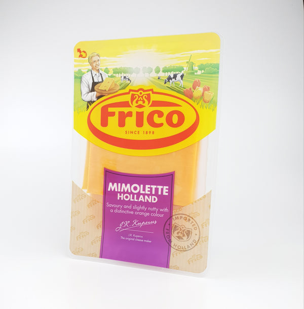 Frico Mimolette Holland Cheese
