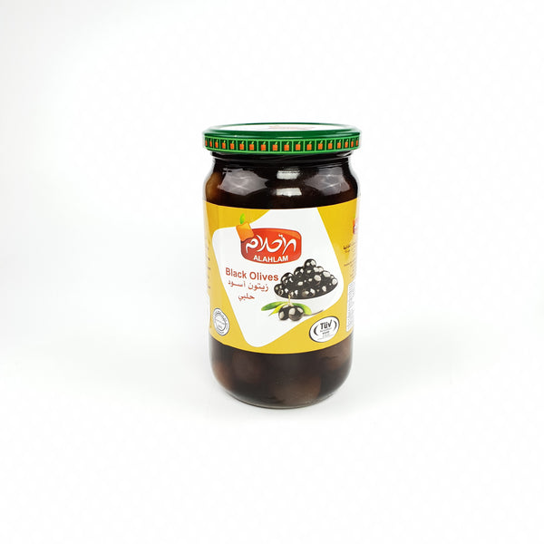Aleppo Black Olives