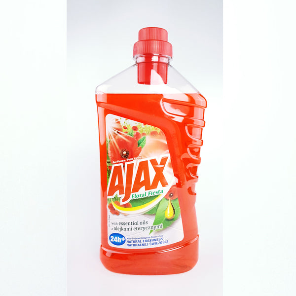 Ajax Red Flower