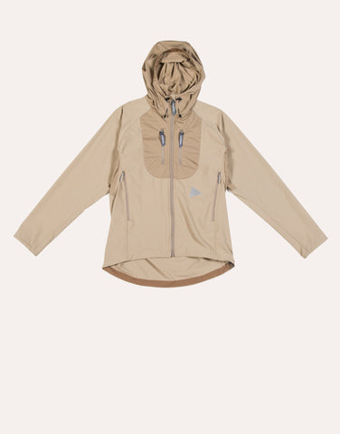 and Wander Trek Jacket 2 - Beige