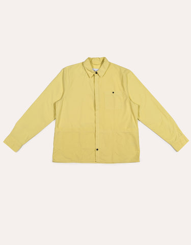 ALBAM Apron Pocket Gardening Shirt - Lemongrass