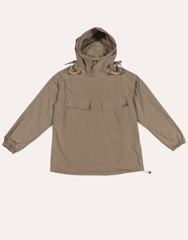A Vontade Salvadge Parka Modify - Olive Drip