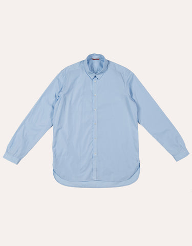 Barena Dusio Woven Shirt - Light Blue