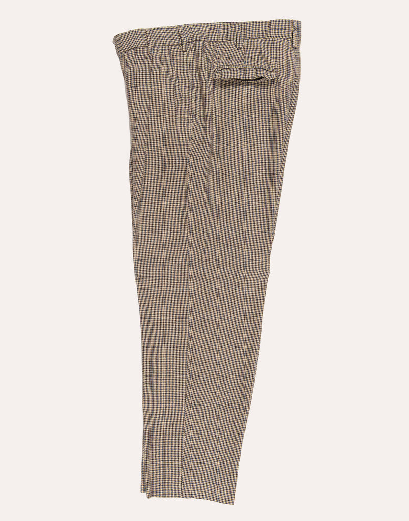 Barena Trouser Talon Pie - Unico