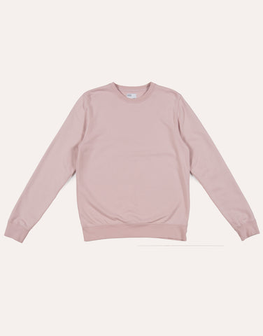 Colorful Standard Classic Organic Crew - Faded Pink