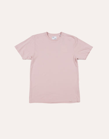 Colorful Standard Classic Organic Tee - Faded Pink